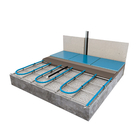 C&F Underfloor Heating Cable Floor Construction 2