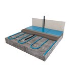 C&F Underfloor Heating Cable Floor Construction 3